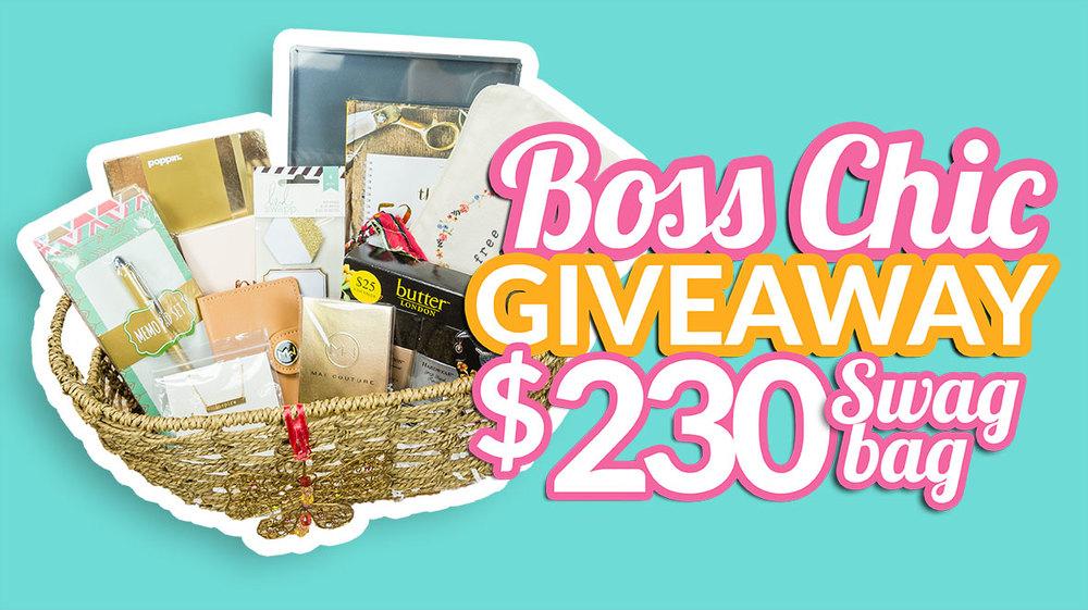 BossChic-Giveaway