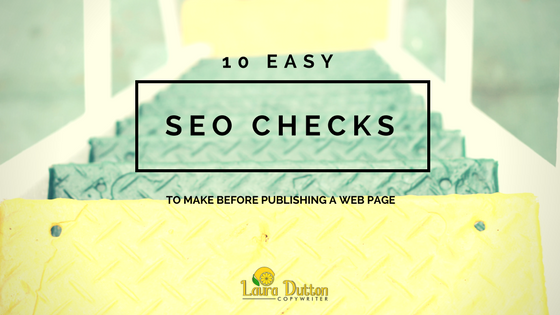 10 Easy SEO Checks.png