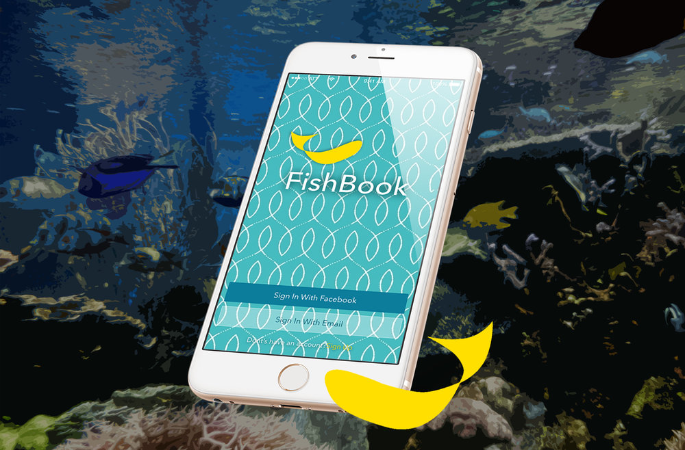 Fish Keeper App Design