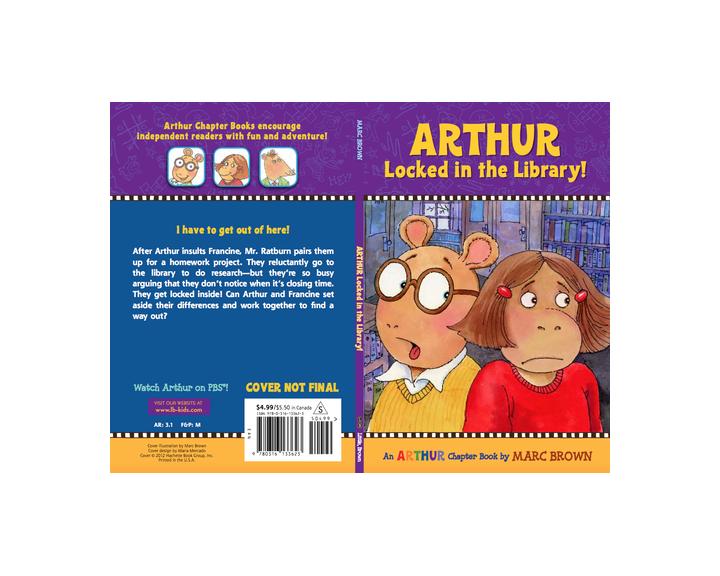 Arthur Chapter Books