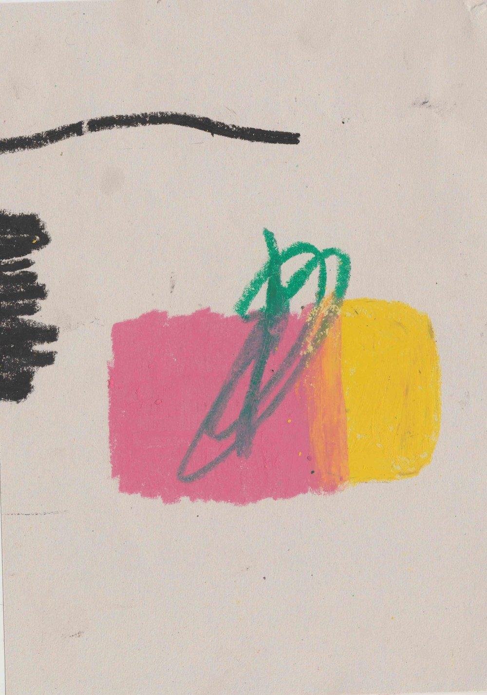 Pastel on Paper // Jan 2018