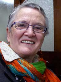 Faith Holwyn, Canadian Baptist psychiatric nurse