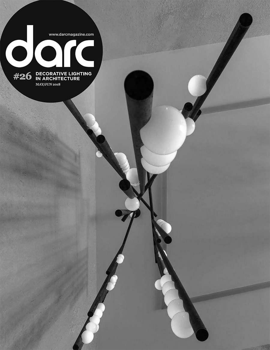 Darc Magazine (May/June 2018)   Jax Chandelier