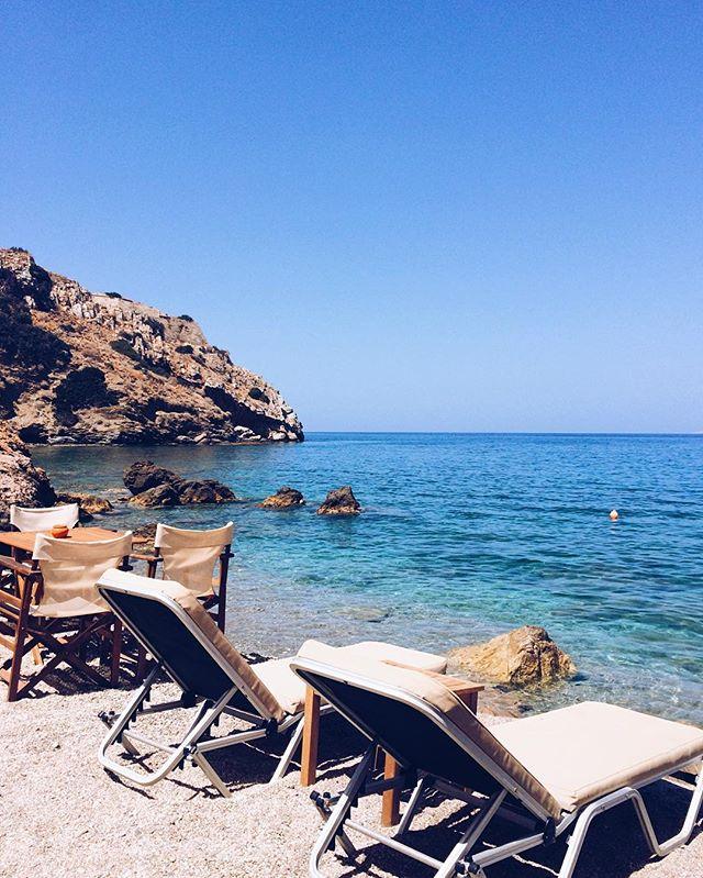 Summer in Crete be like 👌 #sunshinegirl #summertime #beachlife #ilovemylife #myfriendsrule