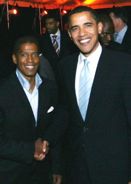 President O and Mr. O