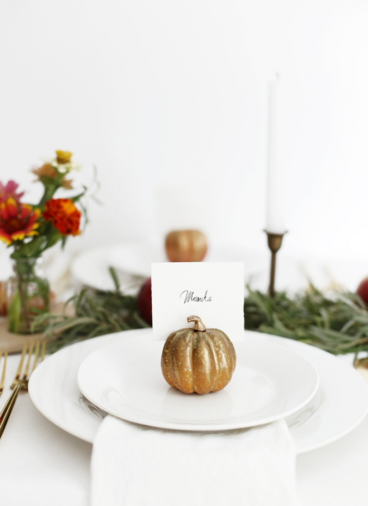 DIY Roundup: Modern Fall Decor