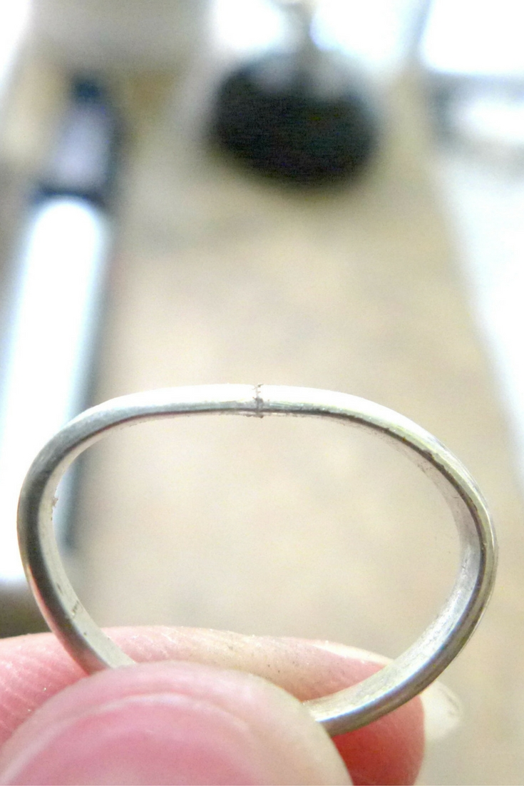 Closing A Ring