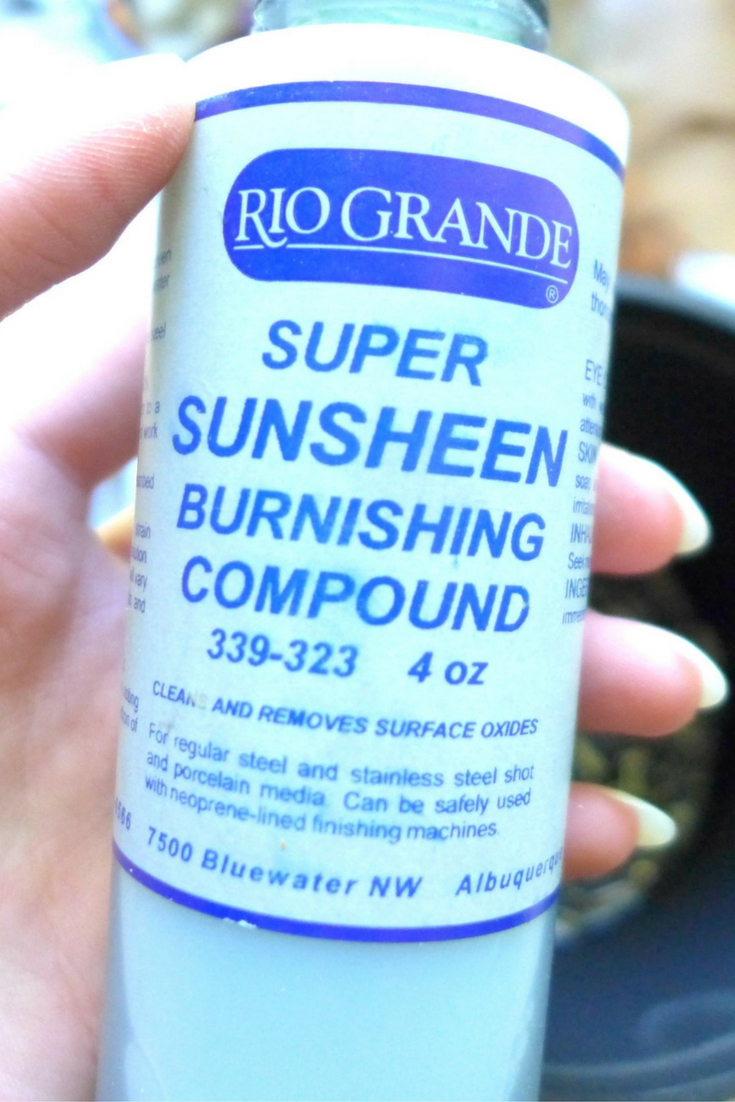 Burnishing Compound