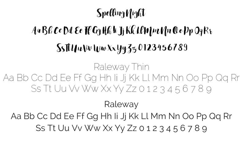 mm fonts