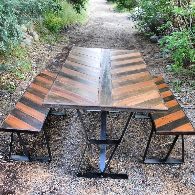 reclaimed wood table jpg. Reclaimed Wood Table   Greywood Design