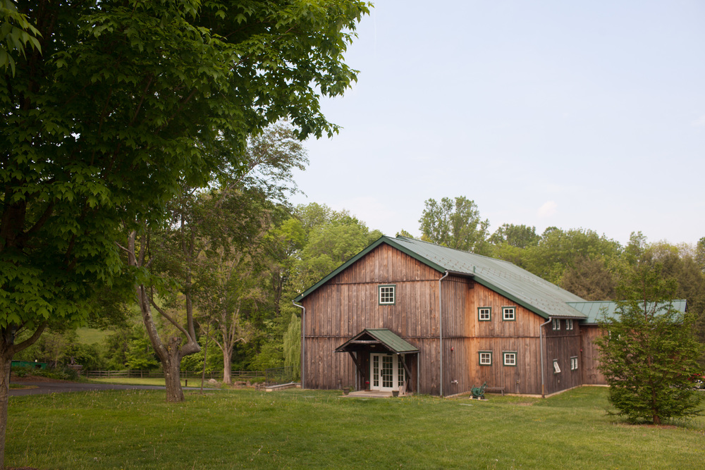 Open Connections  Barn,   photo by  Carolyn Clement Photography
