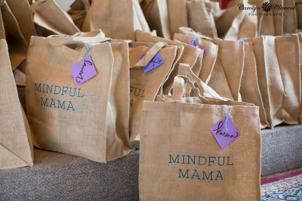 Mindful Mama Retreat 5.2015 swag bags.jpg