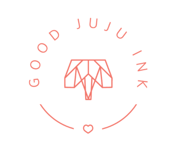 Good Juju Ink is spreading love & good juju - one piece of hand-designed stationery at a time.