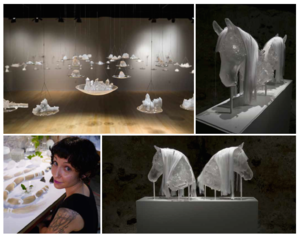American Craft Council Lecture: Objects and Installations: The Work and Residencies of Emily Nachison