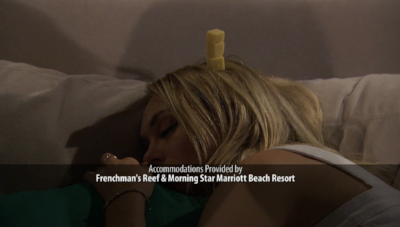 (Keep it up, Frenchman's Reef & Morning Star Marriott Beach Resort!)