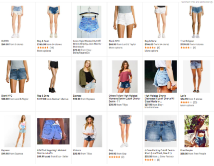 DIY shorts, according to Brett Eldredge