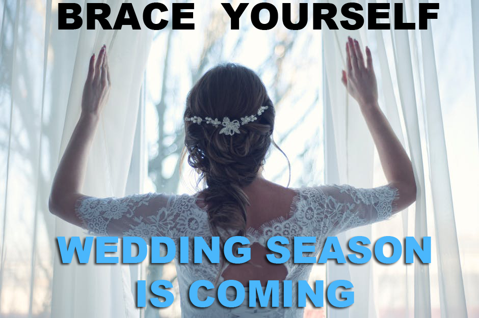 Wedding season is coming the scold wedding season is coming junglespirit Choice Image
