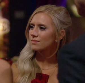 """( """"Who are all these other women? I thought I would be the sole contestant!"""" )"""