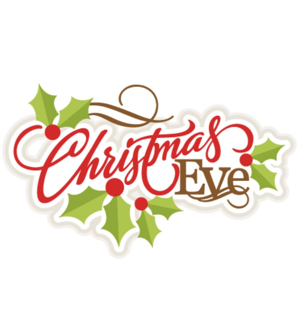 Merry Christmas Eve! — Paradise Palette