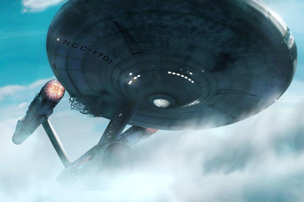 No... Not that Enterprise