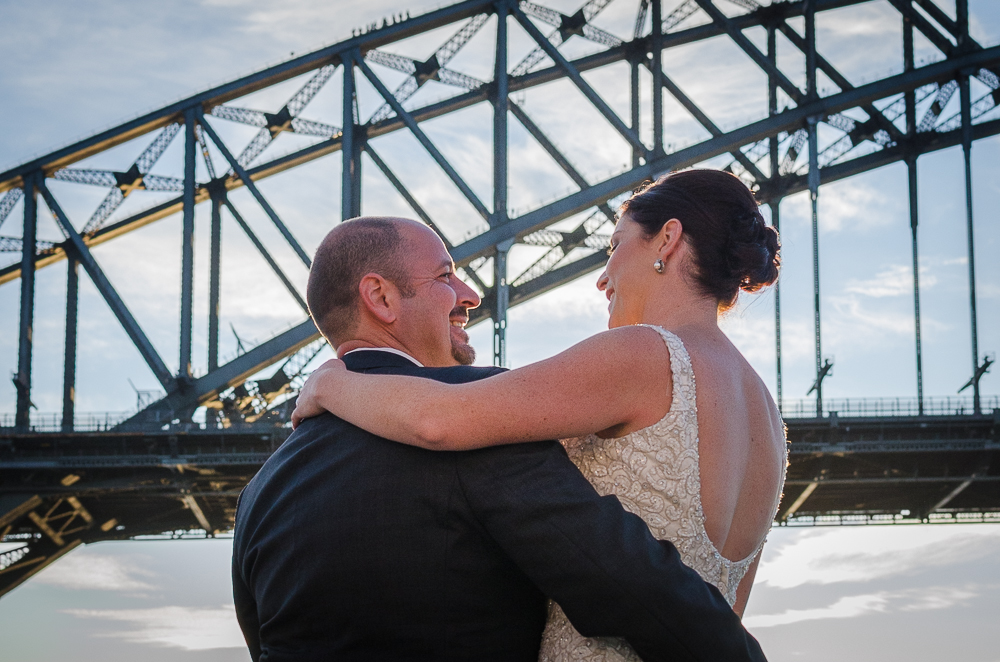 Chris & Erin - Sydney Harbour