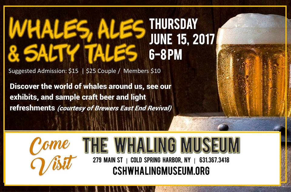 Whales, Tales and Salty Tales