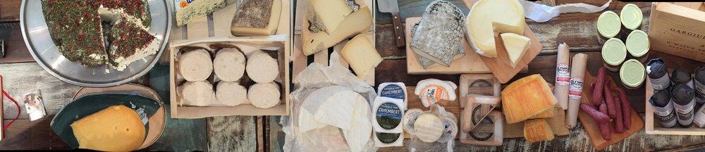 Cheese Panorama