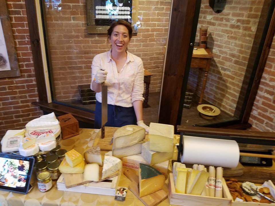 Jessica Affatato - Founder, Harbor Cheese and Provisions