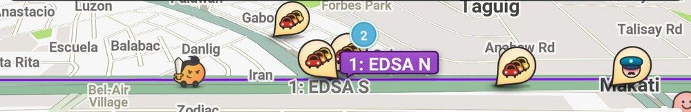 EDSA cape