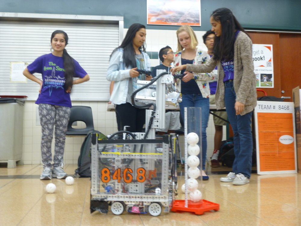 Cv High School Robotics Club Pacar
