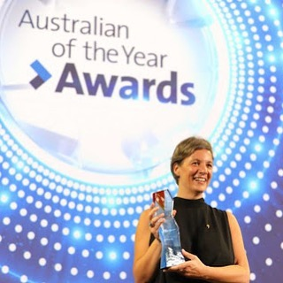 Congrats to quantum physicist, Michelle Yvonne Simmons, on being the Australian of the Year. #quantamovie