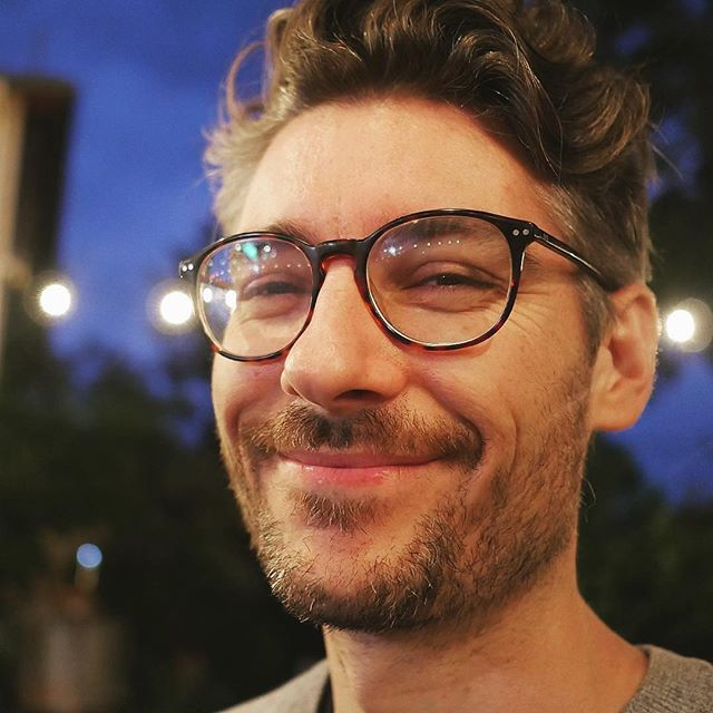 Congratulations to Jesse (QUANTA Producer & AD) on completing production of his 2nd feature film as director. The smile says it all.