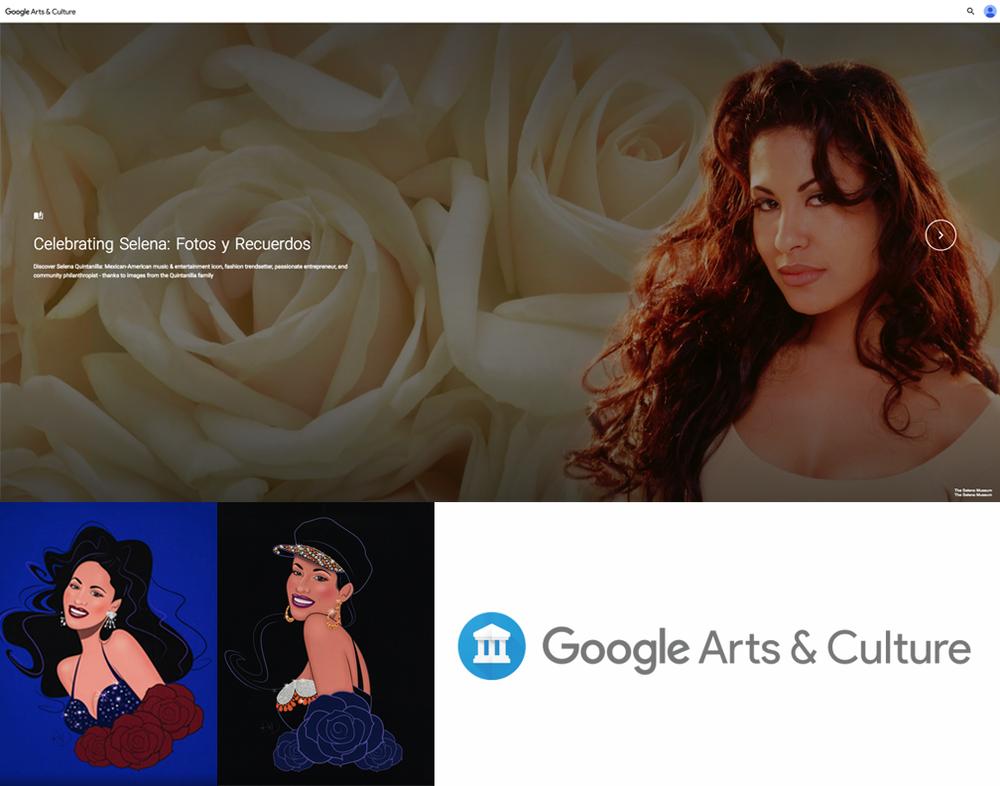 Google Arts & Culture  (Selena Museum)