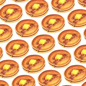 Pancakes - White