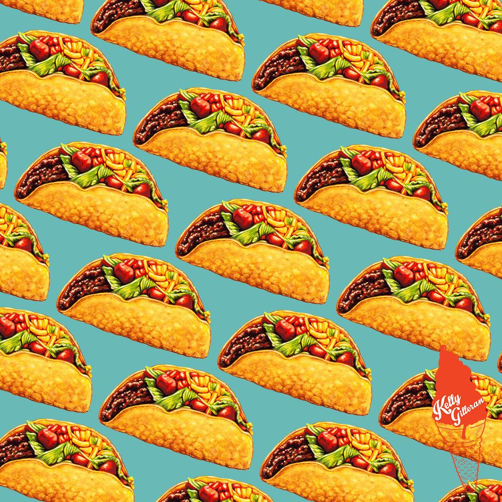 """Taco Pattern"" 2016."