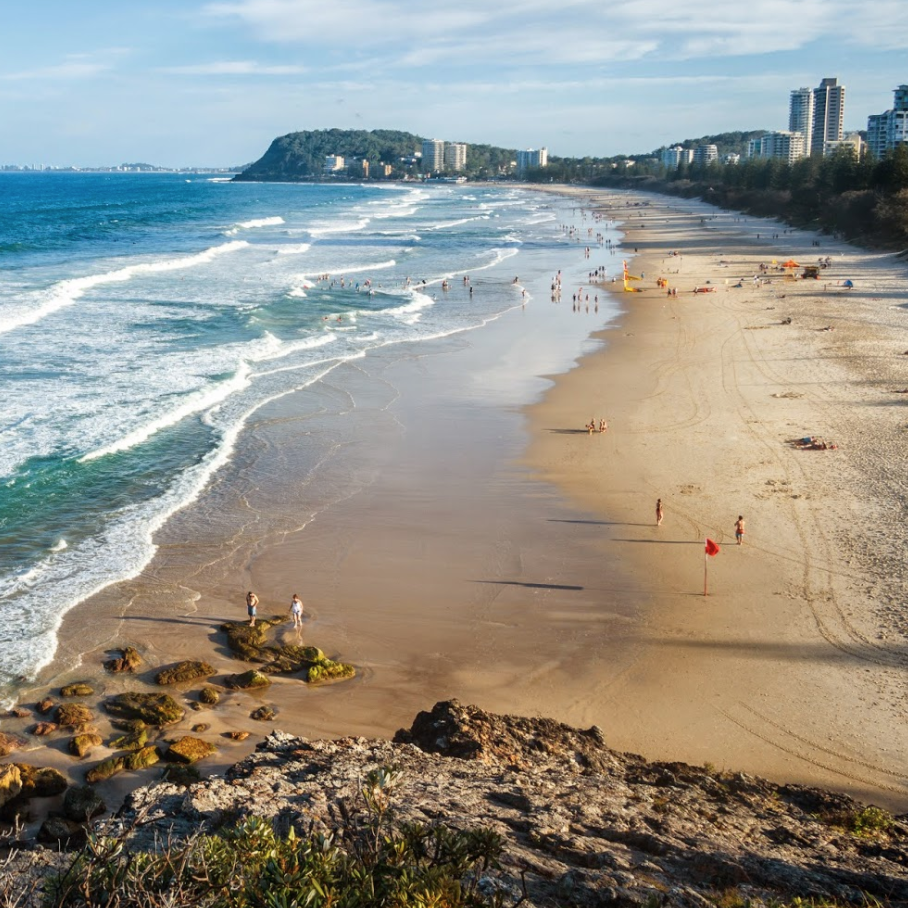NORTH BURLEIGH HEADS  Coming soon to the Gold Coast -   Features  Accessible Beach Matting