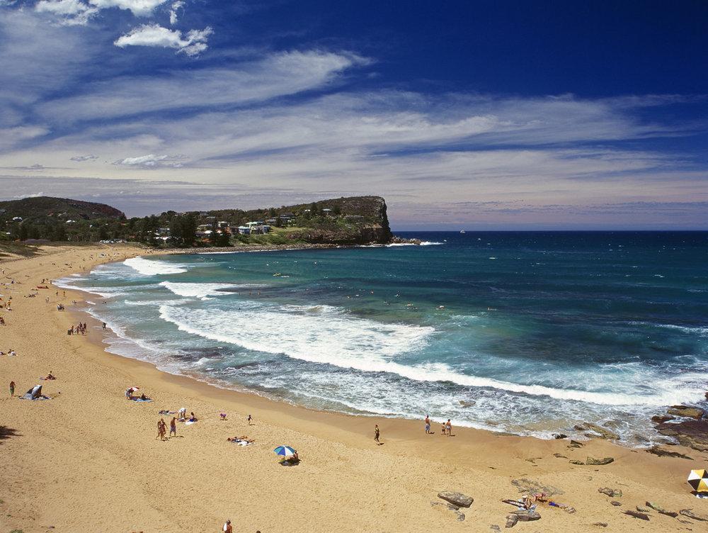 AVALON BEACH  Perth Beaches -   Features  Accessible Beach Matting