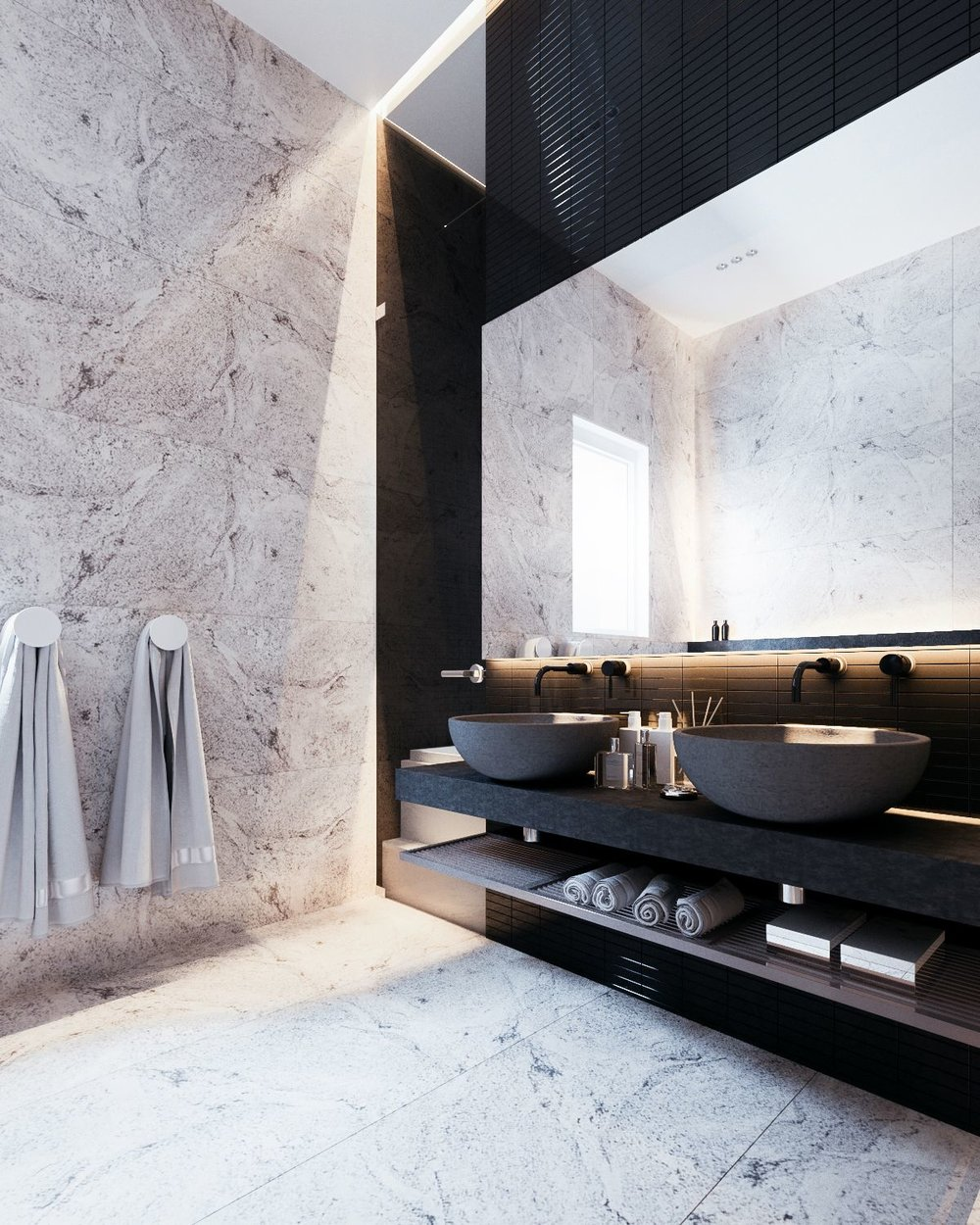 bathroom vanity #112