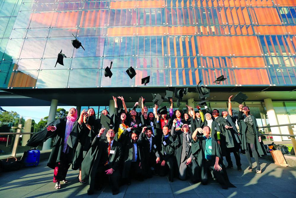 Australia universities offer top level of education