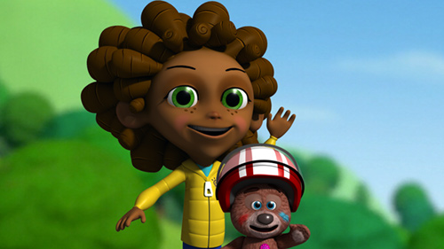 Alfi - Pre-school - 52 x 7' episodes - iOS and Android app-isodes