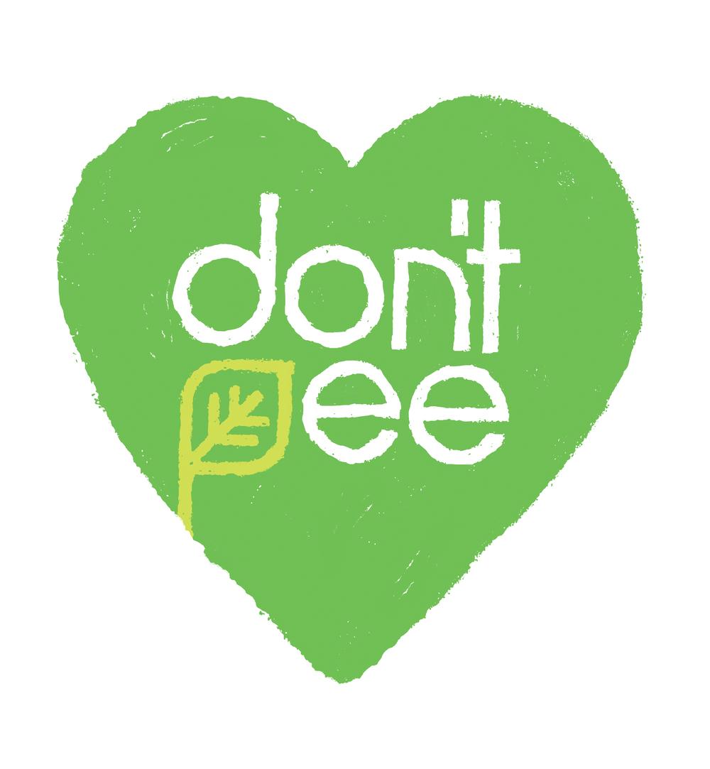 'Don't Pee' Glastonbury logo competition