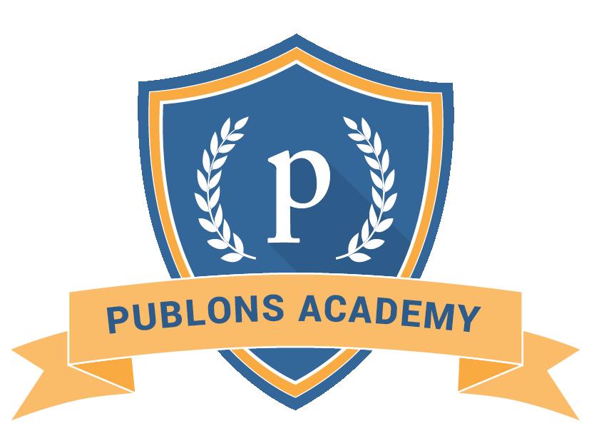 Publons Academy logo