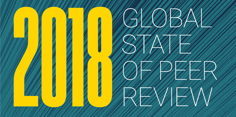 Publons Global State of Peer Review