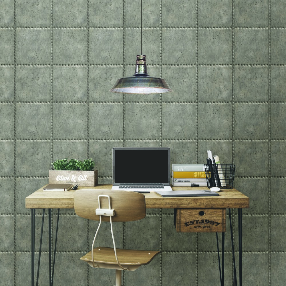 Sheet Metal - Reclaimed Wall Coverings Collection