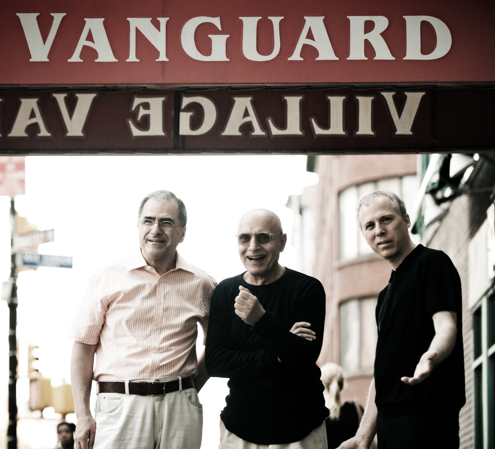 Enrico Pieranunzi with Marc Johnson and Paul Motian