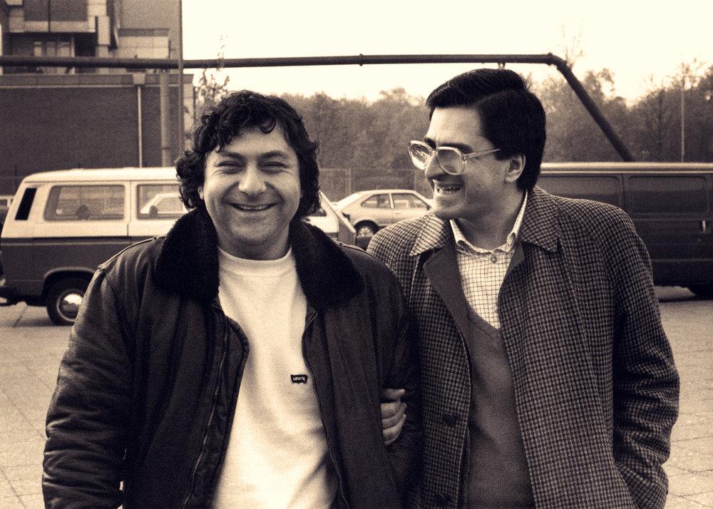 Massimo Urbani & Enrico Pieranunzi  Berlino, Novembre 1984