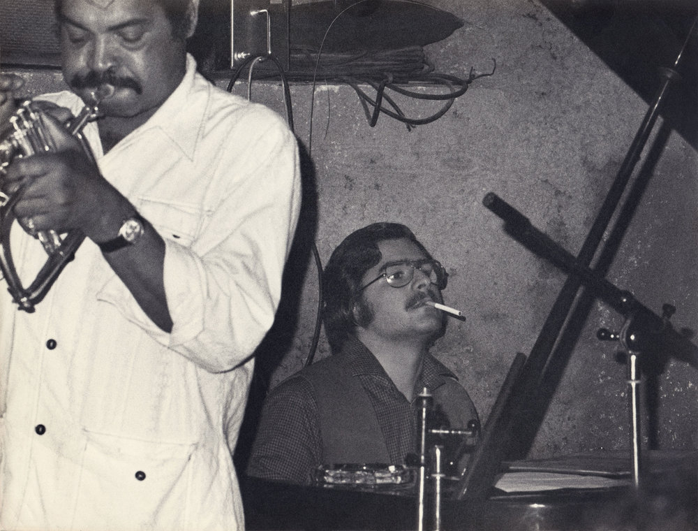 Enrico Pieranunzi  &  Art Farmer   Music Inn , Roma 1975