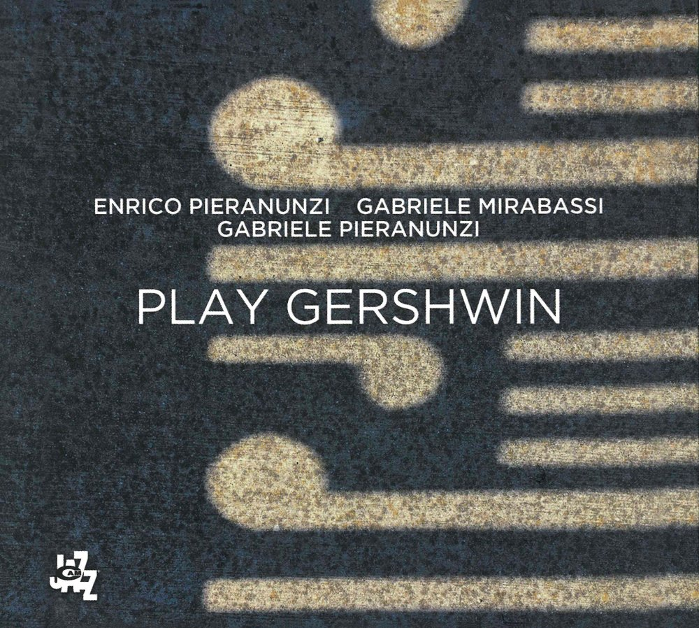 PLAY GERSHWIN CD COVER - ENRICO PIERANUNZI