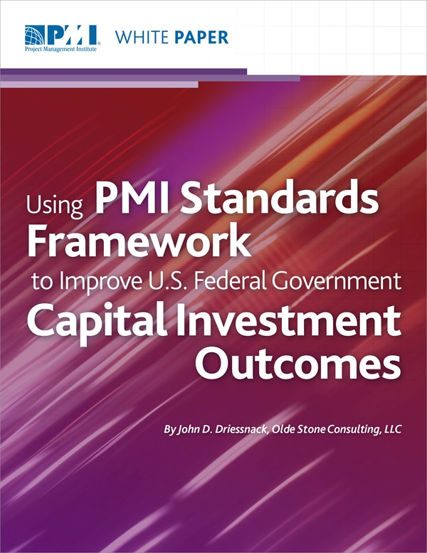 Get The White Paper! - Click on the image to go to PMI's website and download the paper for free!