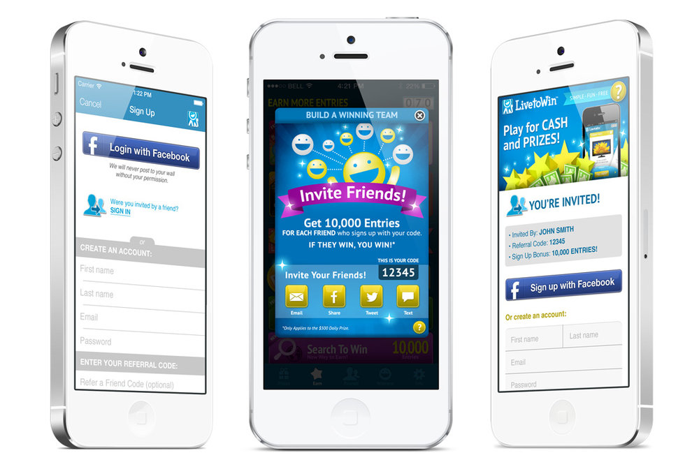 Mobile Screens | Online Convergence